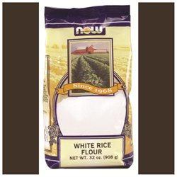 Now Foods, White Rice Flour 32 oz