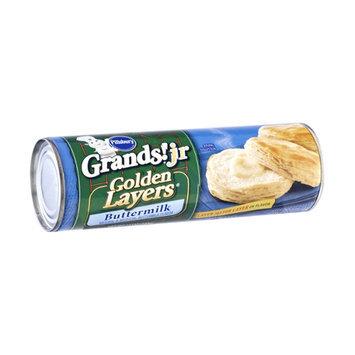 Pillsbury Grands! Jr Golden Layers Buttermilk Flaky Biscuits - 10 CT