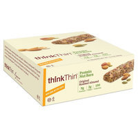 thinkThin Original Roasted Almond Protein Nut Bars