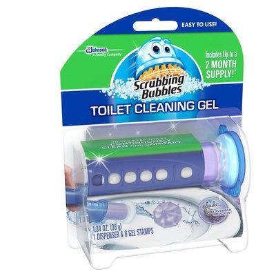 S.c. Johnson Scrubbing Bubbles Toilet Bowl Cleaner Lavender 1.34 oz