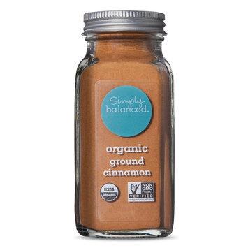 B & M Simply Balanced Organic Ground Vietnamese Cinnamon 2.5oz