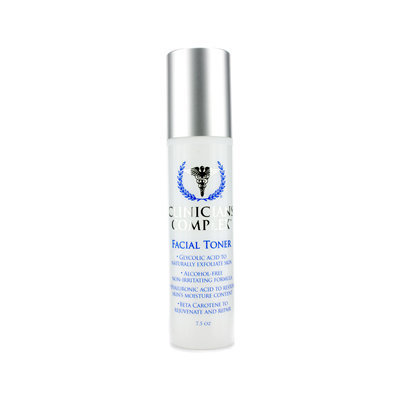 Clinicians Complex 15097930901 Facial Toner - 225ml-7.5oz