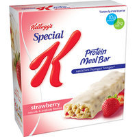 Special K® Kellogg's Strawberry Protein Meal Bar