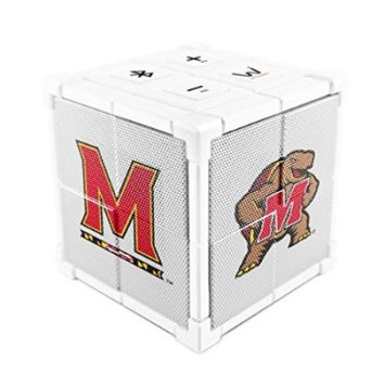 Wiseways Kube WKL021 Bluetooth Collegiate Speaker - Maryland