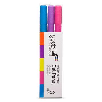 Yoobi 3pk Gel Pens - Multicolor
