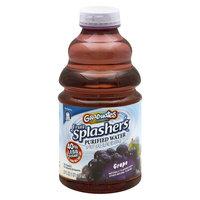 Gerber Graduates Fruit Splashers - Grape 33.8 oz