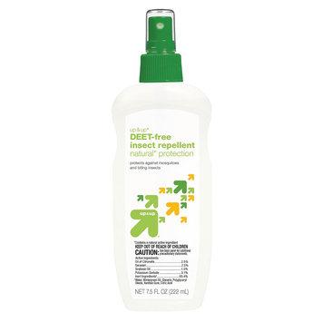 Insect Yard Repellents: UP & UP Deet Free Pump 7.5 OZ
