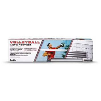 FRANKLIN Steel Volleyball set