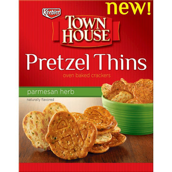 Town House Parmesan Herb Pretzel Thins 13.8 oz