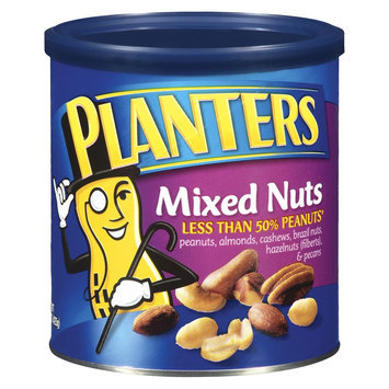 Planters Mixed Nuts 15 oz