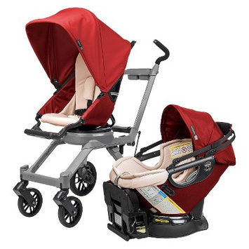 Orbit Baby Baby G3 Travel System - Ruby