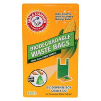 ARM & HAMMER™  Biodegradable Waste Bags