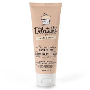 be Delectable from Cake Beauty Vanilla & Cream Hand Cream (White)