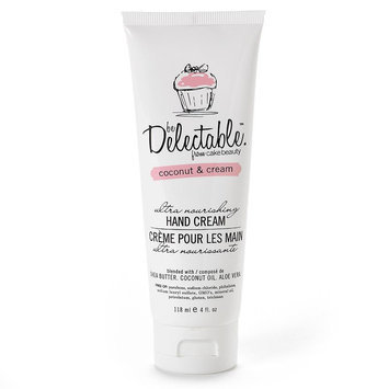 be Delectable from Cake Beauty Coconut & Cream Hand Cream