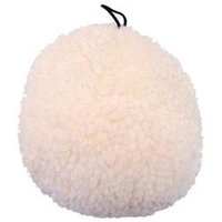 Ethical Dog Ethical Pet Vermont Dog Fleece Ball Dog Toy