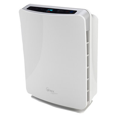 Winix - Signature True Hepa Air Purifier - White