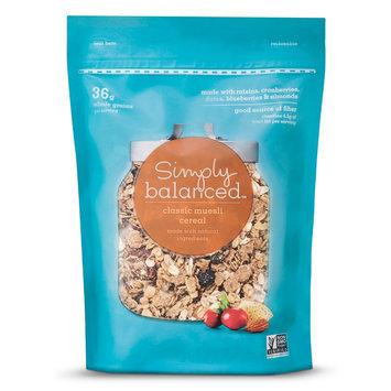 Simply Balanced Bagged Original Muesli 13 oz