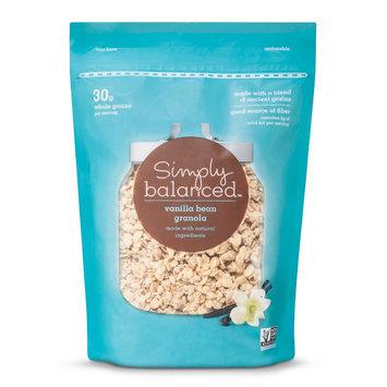Hearthside Food Solutions Simply Balanced Granola Bagged Vanilla Bean 12 oz