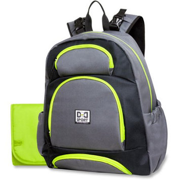 A.d. Sutton Diaper Dude Backpack