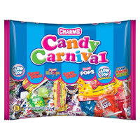 Charms Candy Carnival Lollipops 44 oz