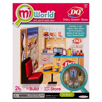 Justin Products Inc. miWorld Starter Set - Dairy Queen