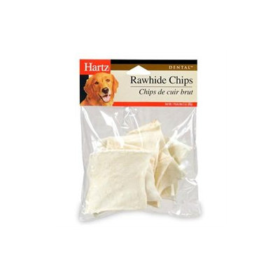 Hartz Dental Rawhide Chip for Pet Dog Treat