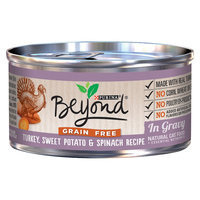 Purina Beyond Natural Cat Food Grain Free Turkey Sweet Potato &