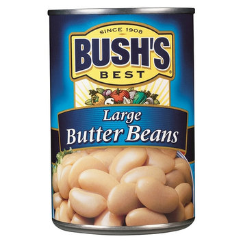 Bush's Best Large Butter Beans 16 oz