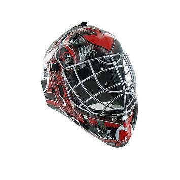 Steiner Sports Martin Brodeur Signed Devils Replica Goalie Mask