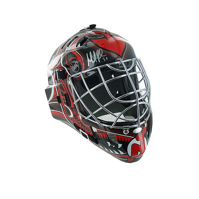 Steiner Sports Martin Brodeur Signed Devils Replica Goalie Mask