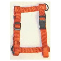 Hamilton Pet Products Adjustable Comfort Dog Harness in Mango