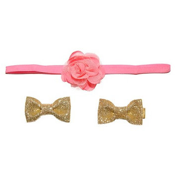 Just One You Made By Carter's Just One You 3 ea Flexible Construction Hair Accessories Set