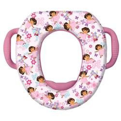 Ginsey Dora Soft Potty Seat - Superstyle Pink