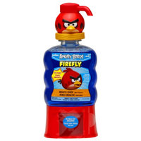 Firefly Kids! Angry Birds Mouthwash with Pump & No Mess Cup, Bubble Gum, 16 fl oz