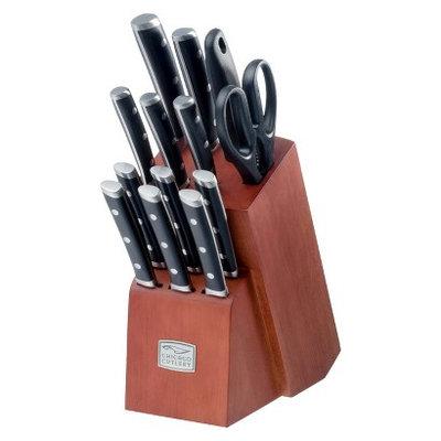 Chicago Cutlery Damen 14 Piece Knife Block Set