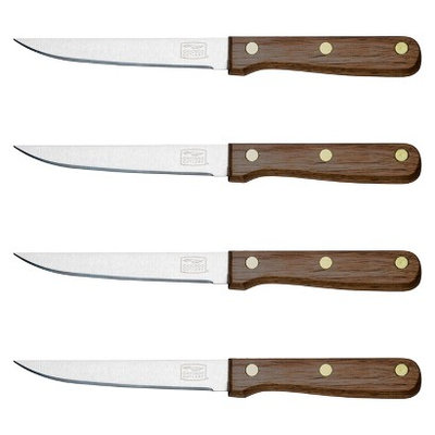 Chicago Cutlery Tradition 4 Piece Steak Knife Set