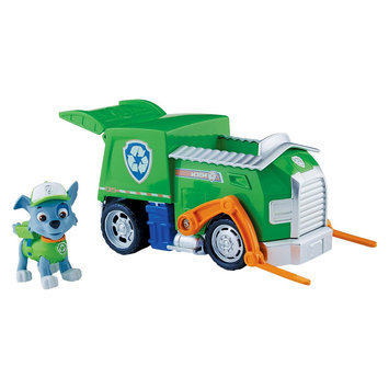 Spin Master Nickelodeon, Paw Patrol - Rocky's Recycling Truck