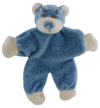 Simply Fido Beginning Stuff-less Dog Toy Bear