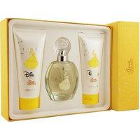 Beauty & The Beast By Disney For Women. Set-edt Spray 3.4 Ounces & Body Lotion 6.8 Ounces & Shower Gel 6.8 Ounces
