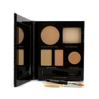 Laura Mercier The Flawless Face Book