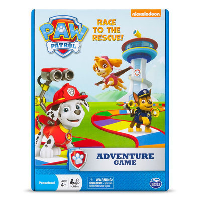 Specialty Board Games, Inc. Nickelodeon Paw Patrol Adventure Game