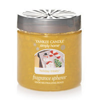 Yankee Candle simpy home Christmas Treats Sphere