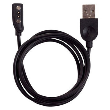 Pebble Smartwatch Charging Cable - Black