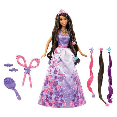 Mattel Barbie Cut N' Style Princess