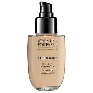 MAKE UP FOR EVER Face & Body Liquid Make Up