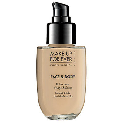 MAKE UP FOR EVER Face & Body Liquid Make Up