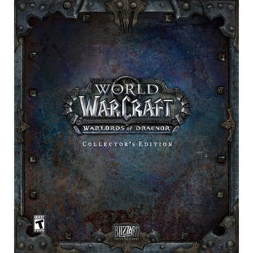 Blizzard World of Warcraft: Warlords of Draenor Collector's Edition (PC Games