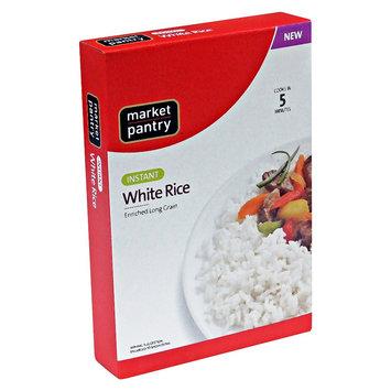 Market Pantry Instant White Rice 14 oz