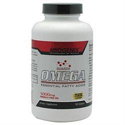 Myogenix MYOGOMFI01200000CP Omega Fish Oil 120ct