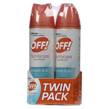 Smooth Dry Off Twin Pack
